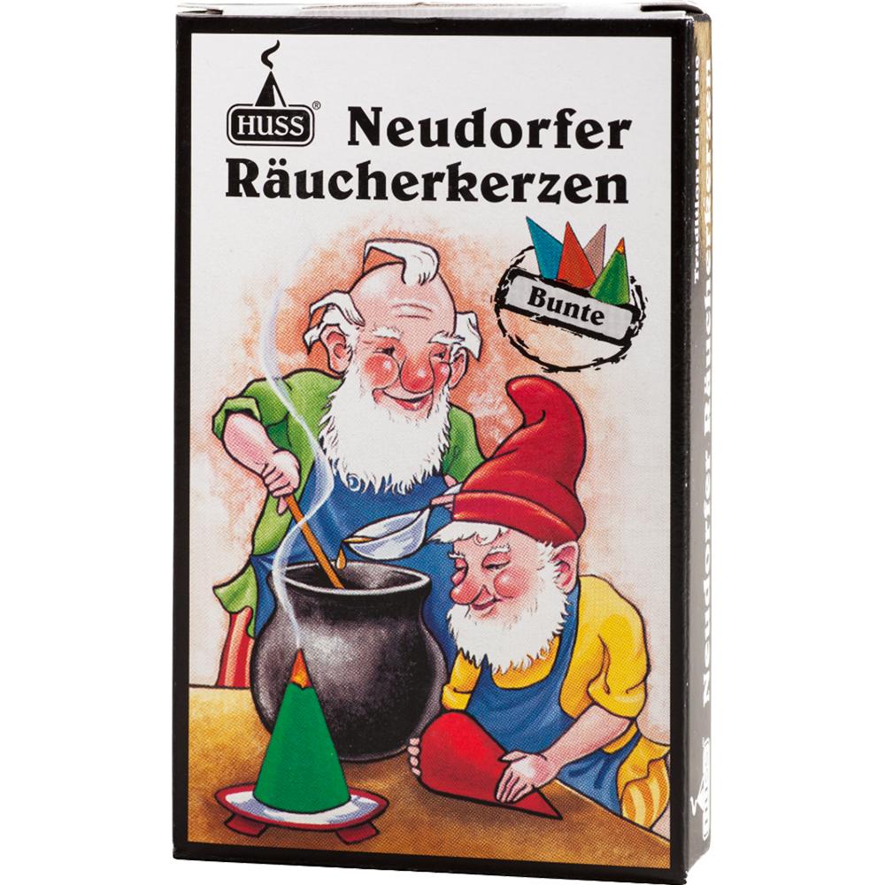"Neudorfer Räucherkerzen - ""Bunte Mischung"""