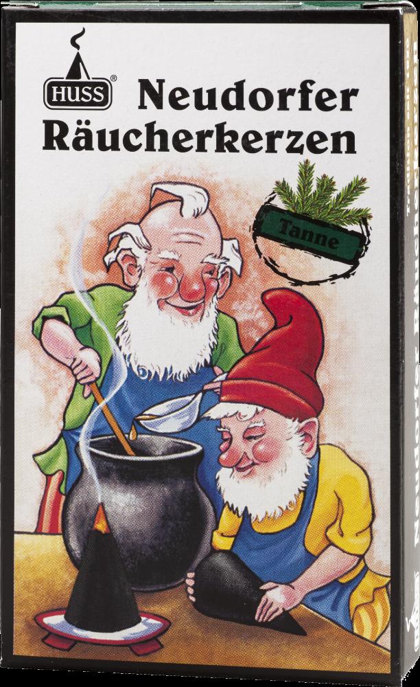 "Neudorfer Räucherkerzen - ""Tanne"""