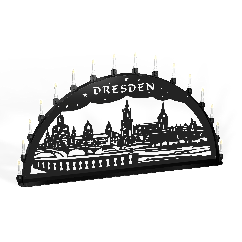 Außenschwibbogen Dresden Canalettoblick - 1,2 Meter Breite