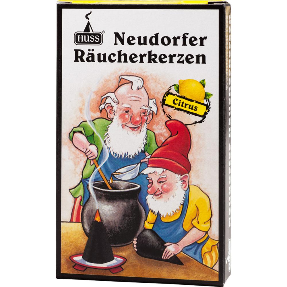 "Neudorfer Räucherkerzen - ""Citrus"""