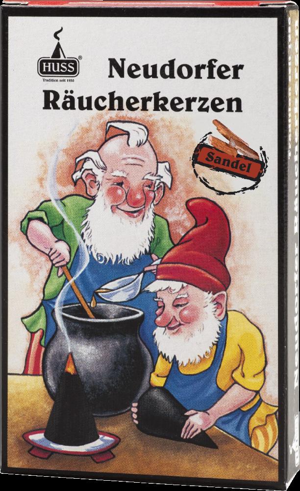 "Neudorfer Räucherkerzen - ""Sandel"""
