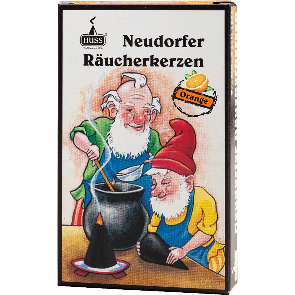 """Neudorfer Räucherkerzen - """"Orange"""""""