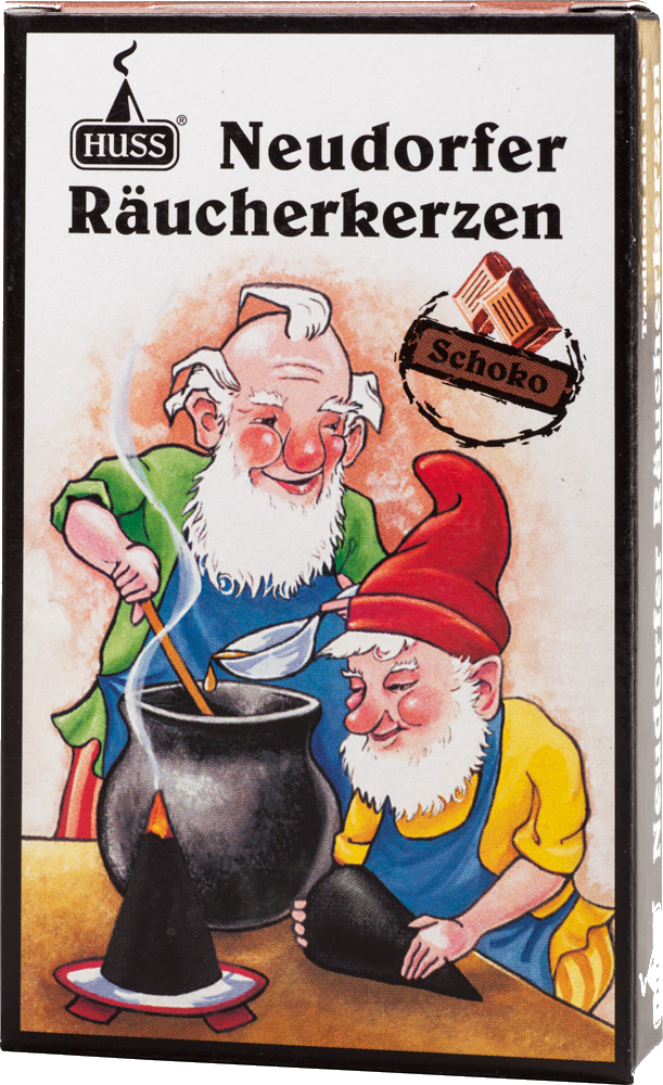 "Neudorfer Räucherkerzen - ""Schokolade"""