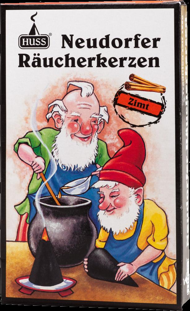 "Neudorfer Räucherkerzen - ""Zimt"""