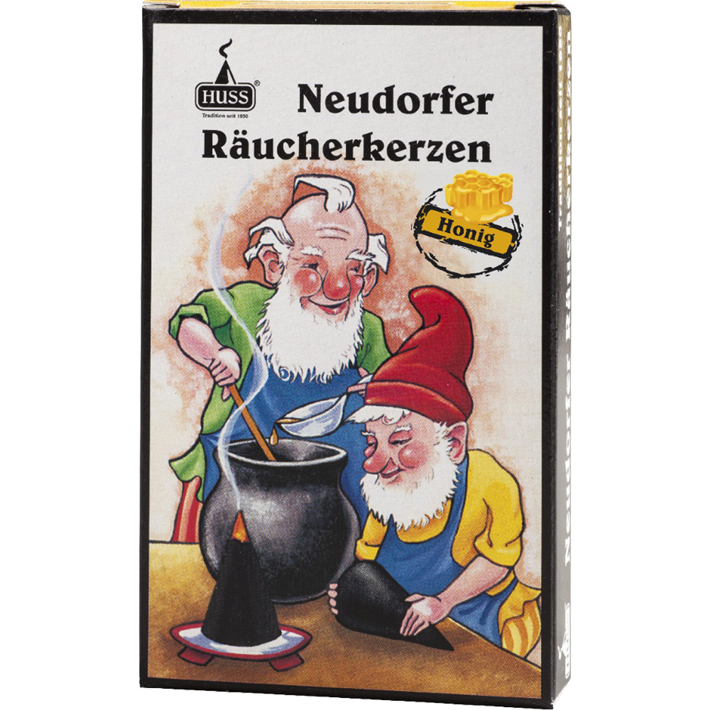 """Neudorfer Räucherkerzen - """"Honig"""""""