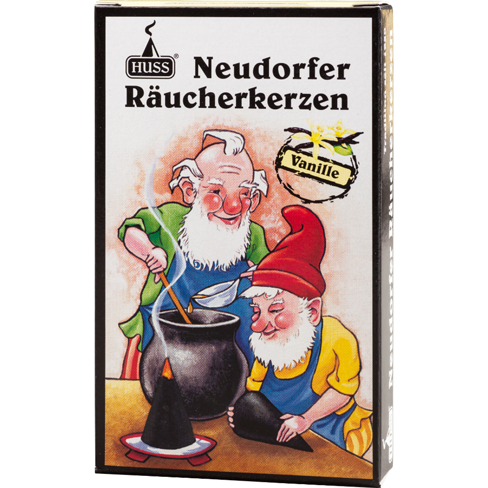 """Neudorfer Räucherkerzen - """"Vanille"""""""