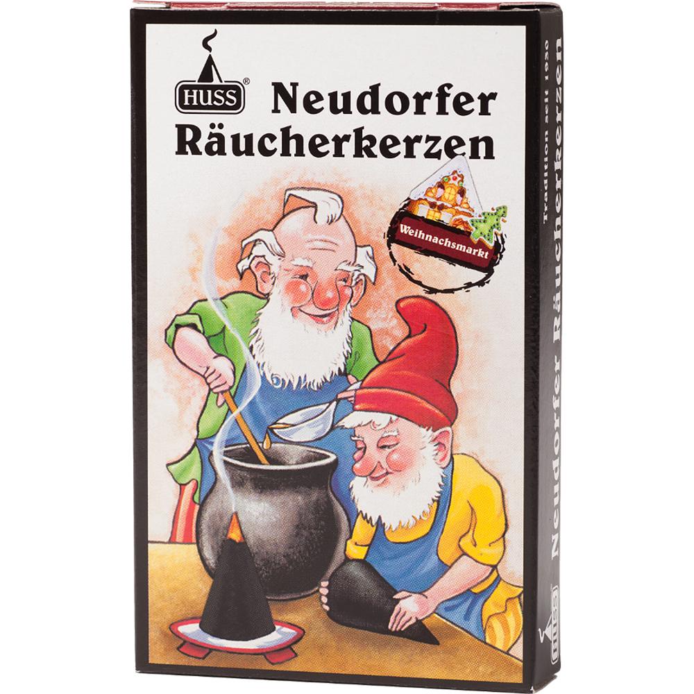 """Neudorfer Räucherkerzen - """"Weihnachtsmarkt"""""""